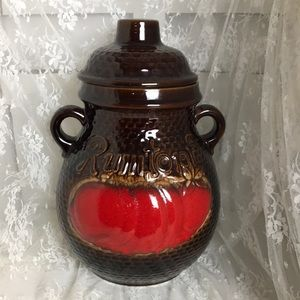 Vintage Scheurich-Keramik W.Germany Cookie Jar